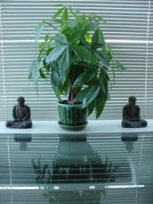 budda bookends