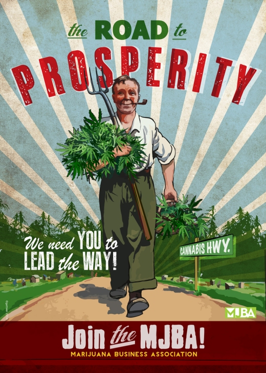 Everyone you need to know to start and grow your legal marijuana business.